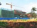华南农业大学,兴建中的行政办公大楼b - panoramio.jpg