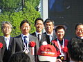 第149回天皇賞 - 149th Tenno Sho Spling (GI) - Kyoto Racecourse (May 4, 2014) (14089416656).jpg