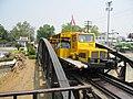 鉄橋を渡るトロッコ列車.jpg