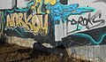 -2015-10-09 Graffiti on Derelict factory, Faro, 9 October (1).JPG