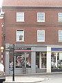 -2019-09-19 Flour & Bean bakery and cafe, Market Place, Aylsham.JPG