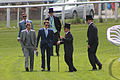 001 Epsom Derby 2015 - Frankie Dettori, Ryan Moore, William Buick walking the course (18563516786).jpg
