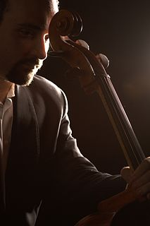 Lucio Amanti Italian cellist and composer