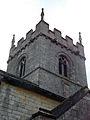009 Stoke Rochford Ss Andrew & Mary, exterior - tower from north-east.jpg