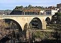 013 Pont sobre el Llobregat (Monistrol de Montserrat).JPG