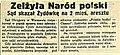 01936 Dziennik Narodowy, Zelżyła Naród polski.jpg