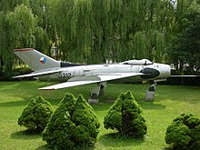0312 a MiG-19S preserved at Horni Nemci Czech Republic (3117339353).jpg