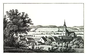 Fehring - Fehring 1820, Lith. J.F. Kaiser