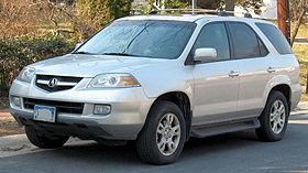 2004 Acura  on 2004 06 Acura Mdx