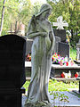 041012 Sculpture and architectural detail at the Orthodox cemetery in Wola - 07.jpg