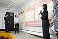 06.24 總統偕同副總統出席「總統府一樓開放參觀展場開展記者會」 (50038801018).jpg