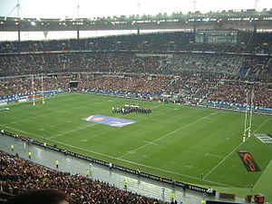1999 Rugby World Cup - Image: 07 01 France Angleterre 02 03 2002