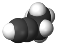1-Butyne-3D-vdW.png