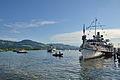 100 Jahre Dampfschiff Stadt Rapperwil - Hafenfest Rapperswil - 'Rosenempfang' - 50 Jahre MS Helvetia 2014-05-23 19-13-12.JPG
