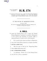 116th United States Congress H. R. 0000174 (1st session) - Supporting Home Owner Rights Enforcement Act.pdf