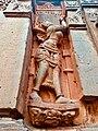 11th 12th century Iswara temple, Kamaleshwara Kalleswara Kamlishvara, Jalasangvi Karnataka India - 26.jpg