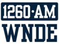 1260 AM WNDE logo.png