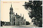 12895-Wittenberg-1911-Große Friedrich - Straße, Königliches Postamt-Brück & Sohn Kunstverlag.jpg
