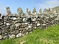 13 century Llangelynnin Church, Gwynedd, Wales - Eglwys Llangelynnin 13.jpg