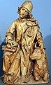 1491 Riemenschneider Evangelist Lukas anagoria.JPG