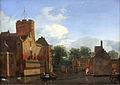 1668 van der Heyden Schloss Loenersloot in Holland anagoria.JPG