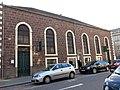 168 Antiga església de Greyfriars, Church Street, actualment llibreria.jpg