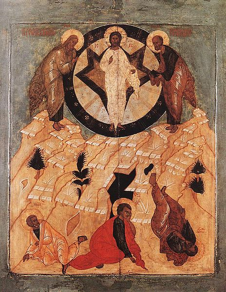 File:16th-century unknown painters - Icon of the Transfiguration - WGA23501.jpg