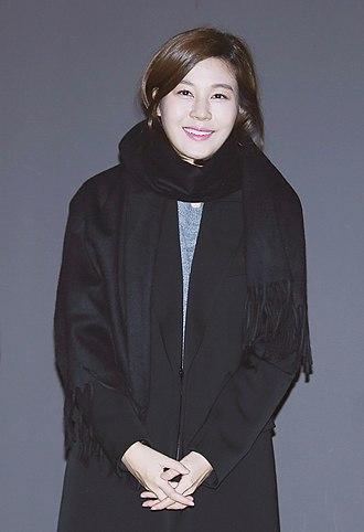 Kim Ha-neul - Kim in 2017