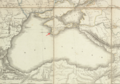 1809 Akhtiar detail of map of Russian Empire by Depot Imperial des Cartes BPL 14682.png