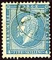 1856issue 4sk Norway used Mi4.jpg