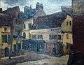 1865 Pissarro Platz in La Roche-Guyon 104.jpg