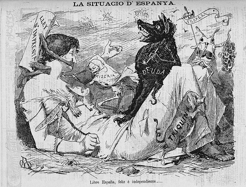 File:1879-07-27, La Campana de Gracia, La situació d'Espanya.jpg