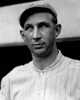Eddie Grant (baseball) - Grant in 1913 as a member of the New York Giants.