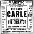 1915 Majestic theatre BostonGlobe June6.png