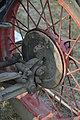 1925 Austin Seven - 7 hp - 4 cyl - Front Wheel Hub Assembly - WBB 0064 - Kolkata 2018-01-28 0544.JPG
