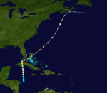 1933 Atlantic hurricane 17 track.png