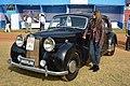 1940 Austin A125 Sheerline - 2912 cc - 6 cyl - AB 1974 - Kolkata 2018-01-28 0945.JPG