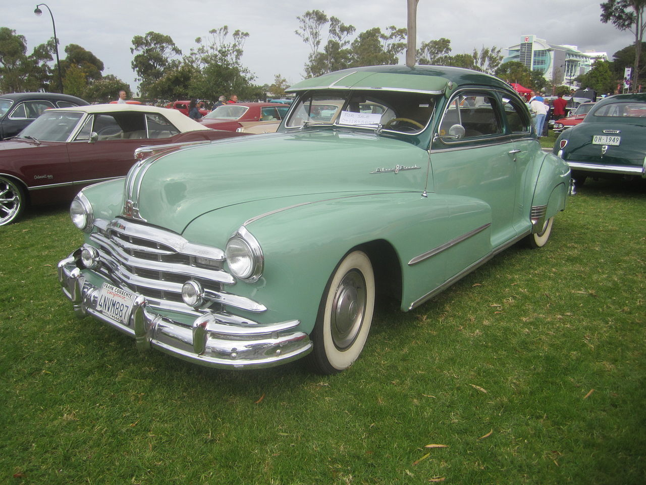 file1948 pontiac streamliner silver streak coupejpg wikimedia