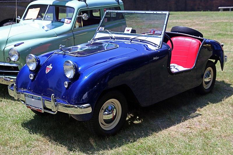 File:1950 Crosley Hotshot in dark blue.jpg