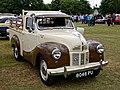 1953 Austin A40 Pickup 1200cc at Hatfield Heath Festival 2017.jpg