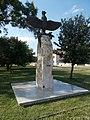 1956 Memorial by Gábor Mihály, 2017 Várpalota.jpg