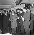 1963 Visite de Mrs Georges Pompidou et Edgard Pisani au CNRZ-4-cliche Jean Joseph Weber.jpg