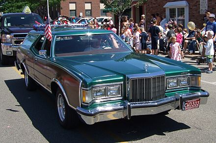 Mercury cougar wikiwand 1977 mercury cougar villager wagon publicscrutiny Image collections