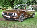 1978 Russet Brown Triumph Dolomite Sprint in Morges 2013 - Front left (level).jpg