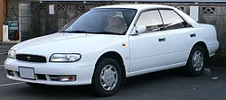 Nissan Bluebird ARX (U 13), 1991