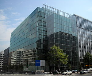 Vornado Realty Trust - 1999 K Street, NW in Washington, D.C. was developed by Vornado Realty Trust and sold for $208M in 2009. It was designed by architect Helmut Jahn.