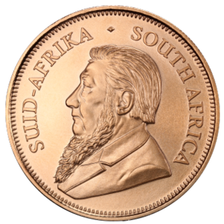 South African coin