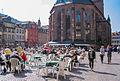 2002-04-02 Marktplatz und Heiliggeistkirche, Heidelberg IMG 0385.jpg