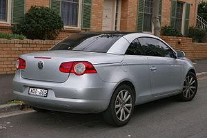 Volkswagen Eos - Volkswagen Eos 2.0 TDI (Australia, pre-facelift)