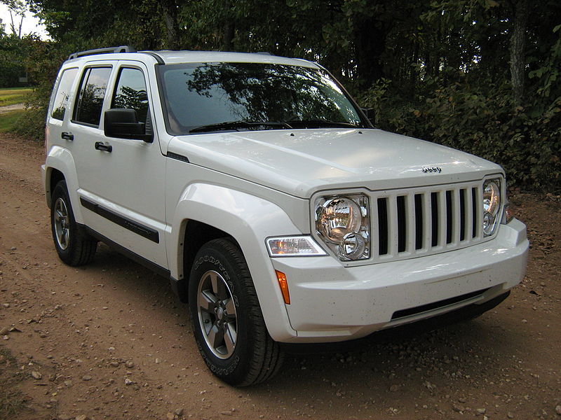 2008 Jeep Liberty Lifted. Stone White 2008 Jeep Liberty